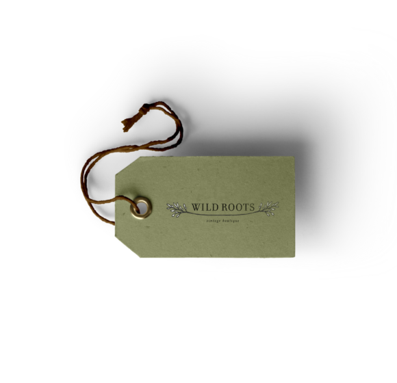 Wild Roots Clothing Tags