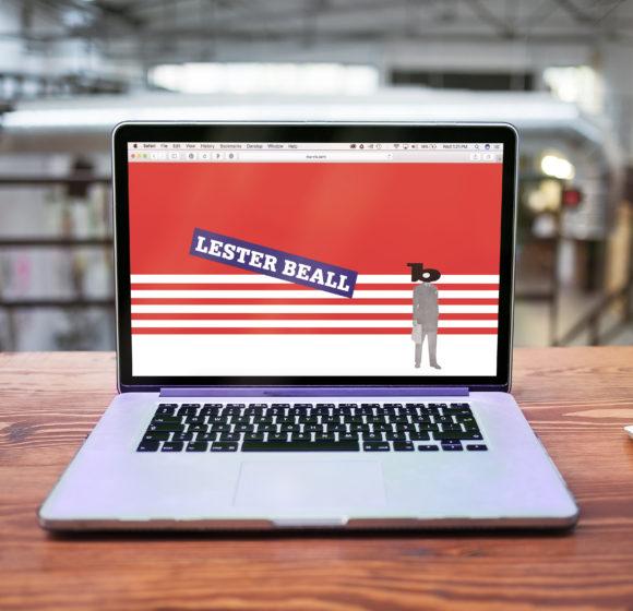 Lester Beall Website